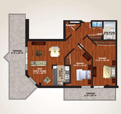 Penthouse plan 11