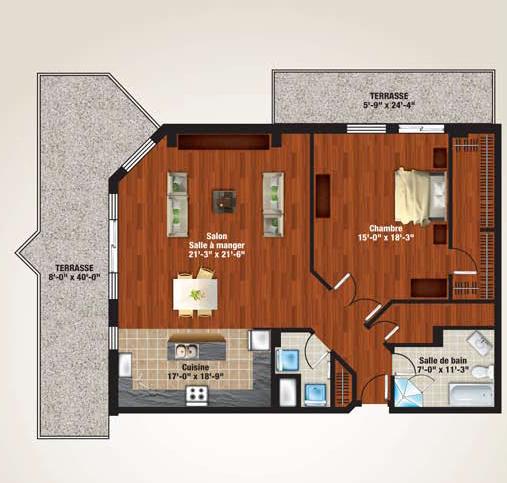 Penthouse plan 12