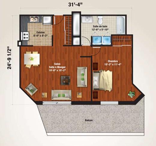 Penthouse plan 5