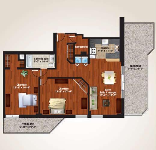 Penthouse plan 7